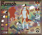 Kemoh Ref *OFFICIAL* by Kemoh-Wintertail