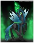 Queen Chrysalis by Nyaasu