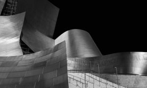 Walt Disney Concert Hall by SgtBoognish