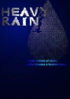 Heavy rain by liamRrrr