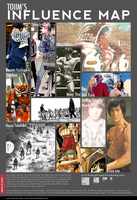Influence Map by Toiim