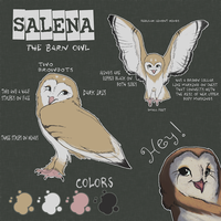 Salena by Soldjagurl
