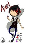 Adventure Time OC Axel by Adventure Time Oc Male
