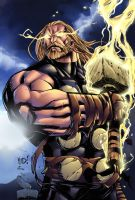 Thor - BA Color Entry by BDStevens