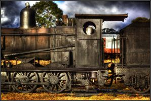 Locomotive 3046 I by fiathriel