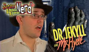 AVGN Jekyll-Hyde Title Card by x-Destinys-Force-x