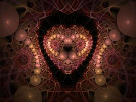 Apophysis Heart Strings by Gibson125