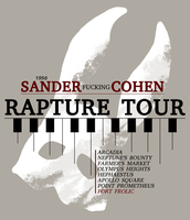 Sander Cohen's Rapture Tour by DoppleGangsterStudio