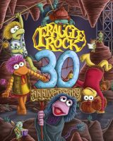 Fraggle Rock 30th anniversary by Esdras78