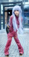 Kula Diamond Cosplay by MaryAlfaro