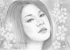 Sultry - sketch by MayumiOgihara