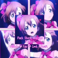 Pack Stock Honoka by Rii-Chann