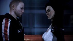 It's Lovely to See you Again Shepard by Revan654