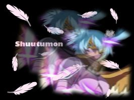 Shuutumon Wallpaper by c-sacred