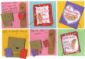 Valentines cards 2 by philippajudith
