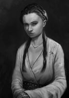 Sansa by AndreaMeloni