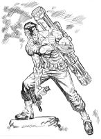 bloodshot sketch by johnsonverse