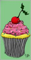 Would You Like A Cupcake by laya