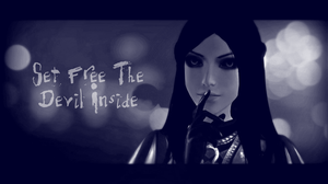 Set Free The Devil Inside ver.2 by Phoenix-zhuzh