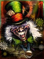 The Mad Hatter by gregbo