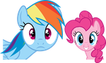 Say hi to your fans, Dashie! :D by GeometryMathAlgebra