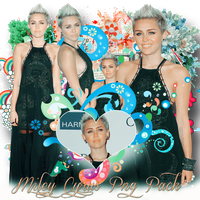Pack png 223 Miley Cyrus by MichelyResources