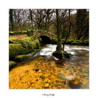 a bovey bridge by sassaputzin