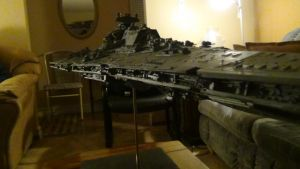 BELLATOR CLASS STAR DESTROYER new lighting bg 6 by THE-WHITE-TIGER
