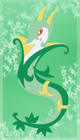 Serperior by Mizzi-Cat