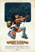 Cherry Blossom Zombie Massacre by DESEO-ONE