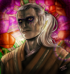 Collab - Kaecilius by FuriarossaAndMimma