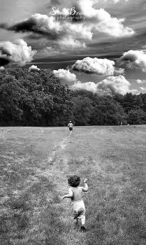The Little Runner by SheilaMBrinson