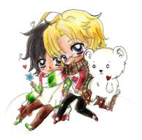 APH-Simple being with you. by Can-I-steal-ur-heart