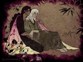 trees are whispering by Bleach-Yaoi-Club