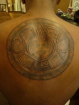 Aztec tattoo 2 by spoof-or-not-spoof