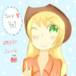 Request:Apple Jack by loveuno11