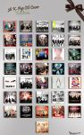 36 K-Pop CD Cover - Folders by NileyJoyrus14