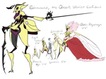 The Right Arm of the Queen by thelivingmachine02