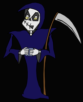 death w GBA -colored- by BoomerBOmb