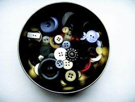 Bowl of buttons by maxari4