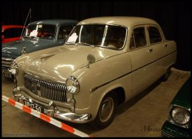 1956 Ford Consul by compaan-art