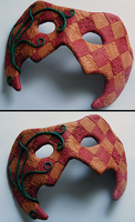 Harvest Mask by eitherwise
