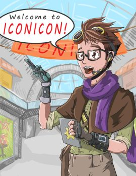 Iconicon by madelynfrost