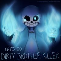 Dirty Brother Killer by IrkenProperty