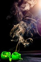 Smoke 3 by SampleOfSoul