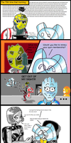 Mass Effect 2: Feron Hates Glyph by bookwormcat