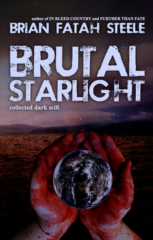 BRUTAL STARLIGHT - book cover by antius777