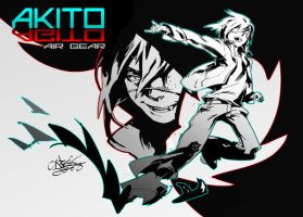 Agito+Akito ver2008 by u-ness