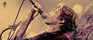 Brett Anderson by Silphes