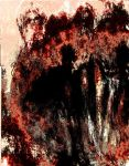 zombies in Expressive Abstract by dave-bischoff-expess